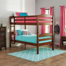 Bunk Beds Kids Twin Ovr Twin Low Bunked Bed Bedroom Furnitur