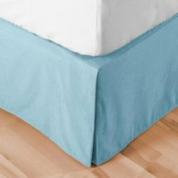 Double Brushed Microfiber Bed Skirt by Bare Home