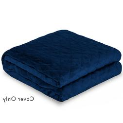 Bare Home Duvet Cover for Weighted Blankets *COVER ONLY*
