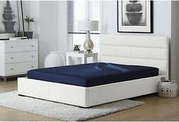 Full Size Bunk Bed Mattress 6 inch Quilted Top Bedroom Foam
