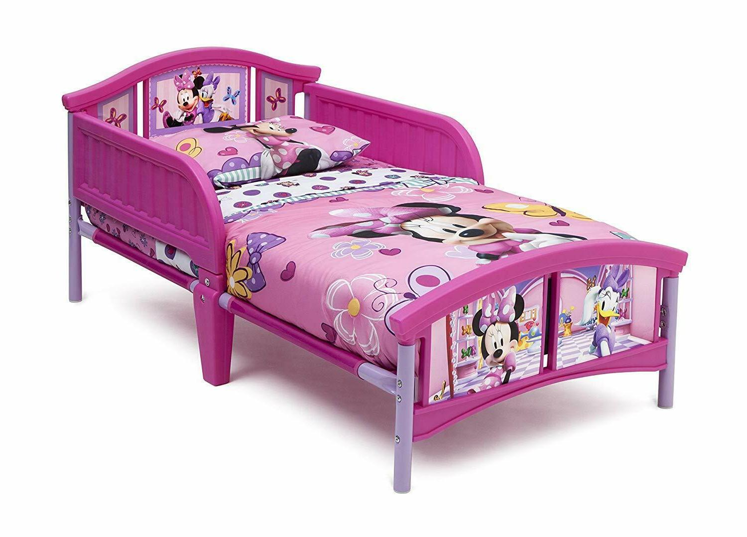 Delta Bed, Pink