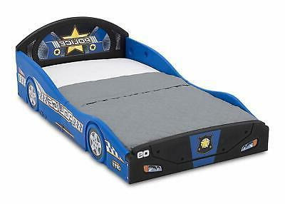 Delta Children Sleep Play Bed with Attached