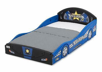 Delta Children Police Car Sleep and Play Bed