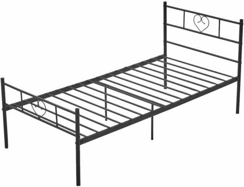 Frame Black with Footboard