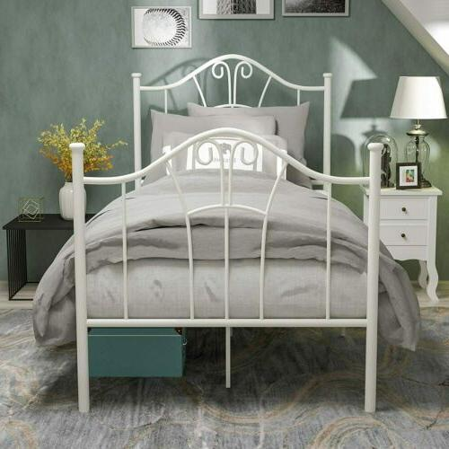 Twin Size Bed Footboard