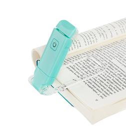 DEWENWILS LED USB Rechargeable Book Light for Reading in Bed