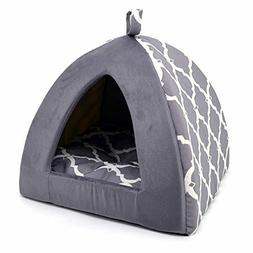 Pet Tent Soft Bed for Dog and Cat by Best Pet Supplies New